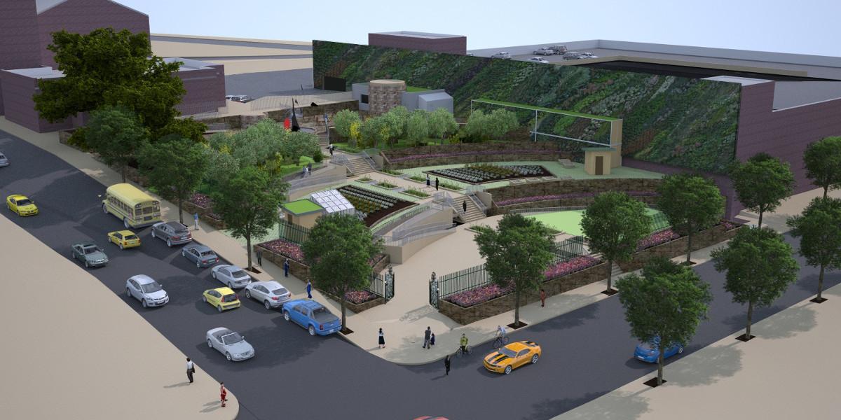 Urban Farm Concept